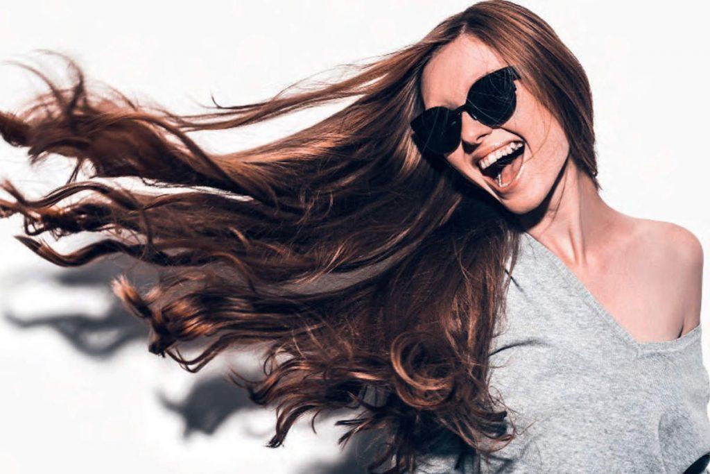 تقویت موهای نازک و خشک