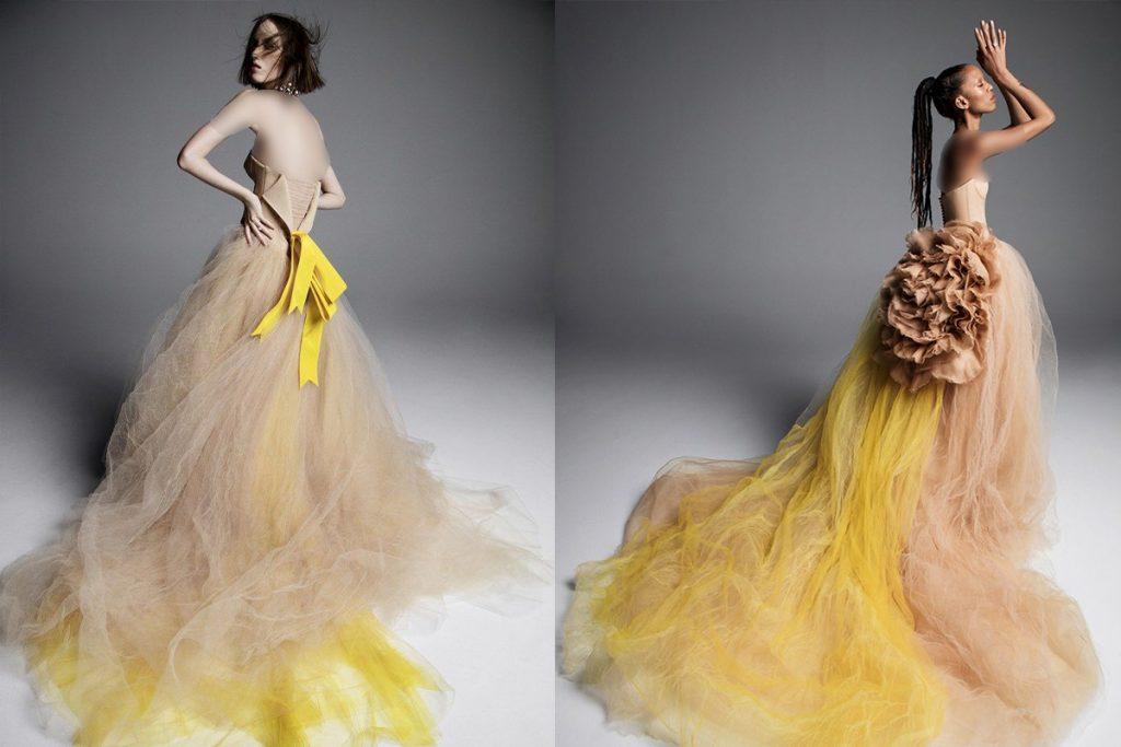 معروف ترین طراح لباس عروس