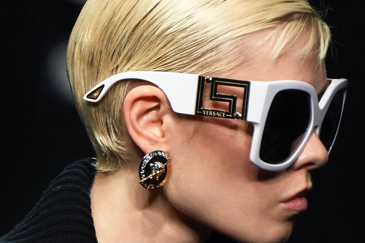 مدل عینک آفتابی ورساچه