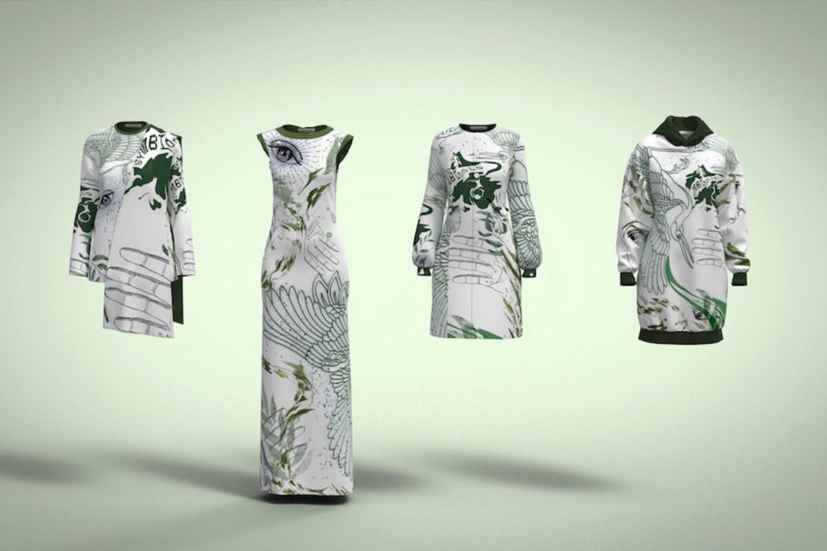مدل لباس های اینستاگرامی