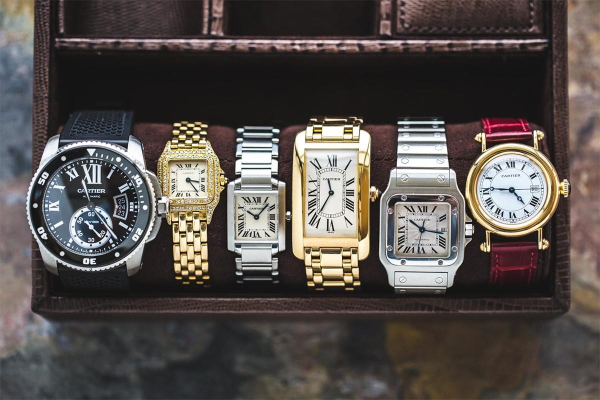 مارک ساعت های معروف قدیمی