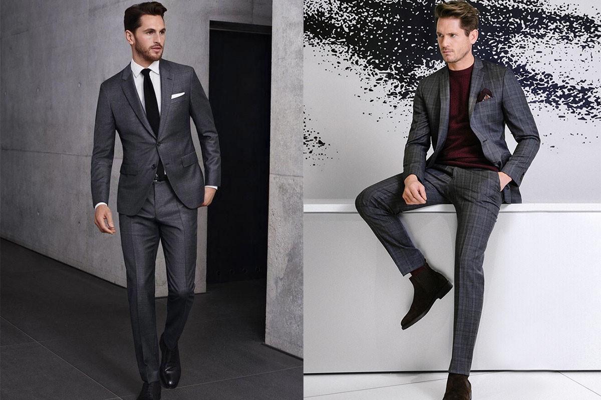 بهترین رنگ های کت و شلوار مردانه