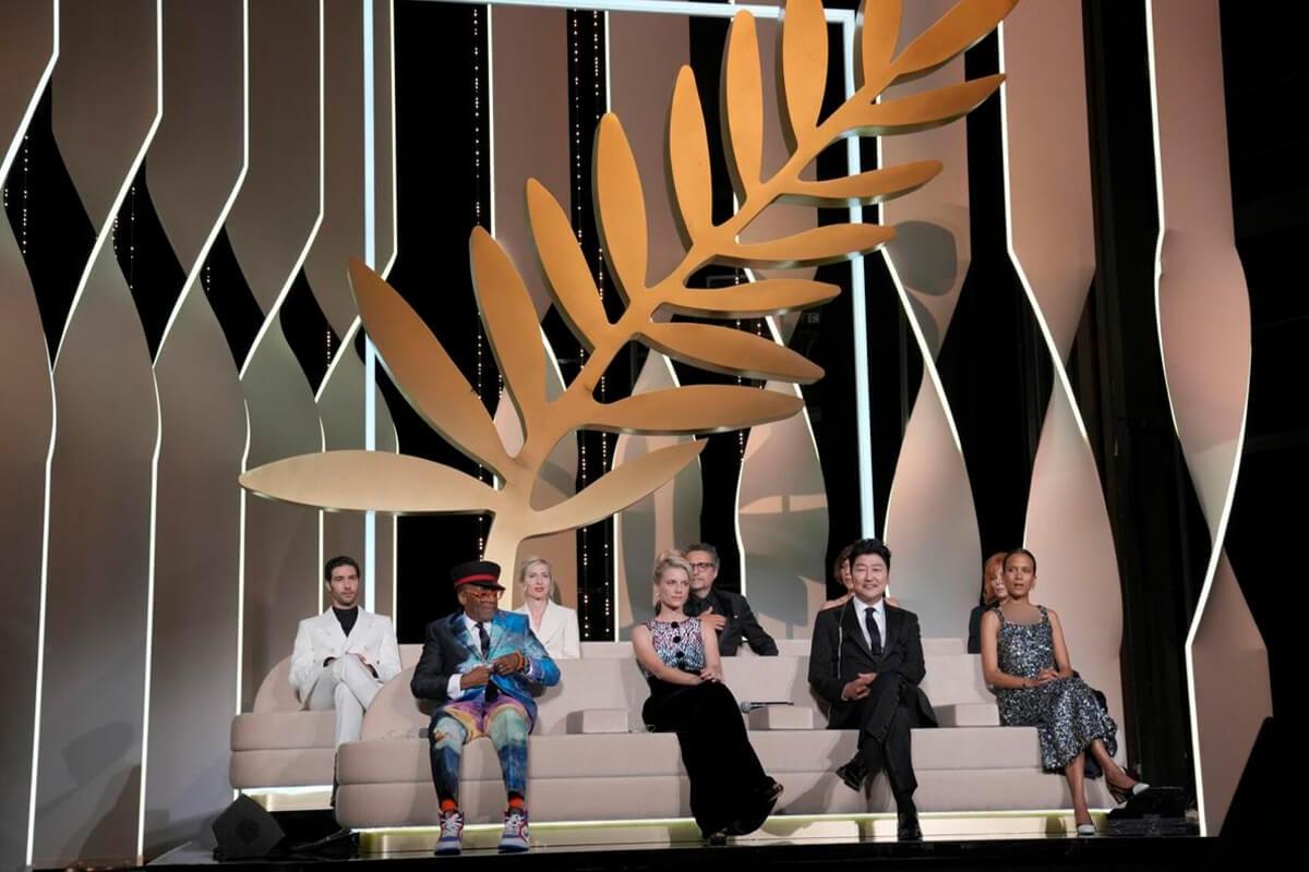 فیلم تایتان برنده نخل طلا