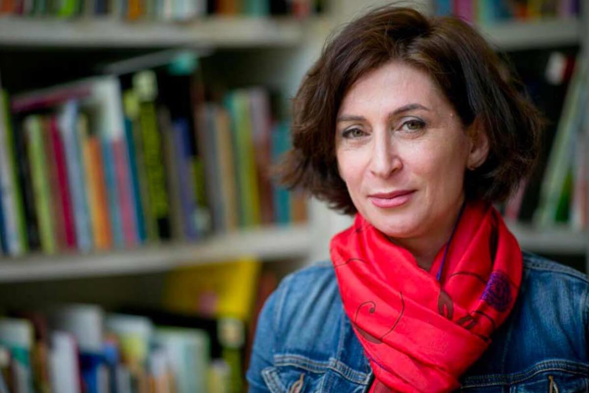 پریسا رضا نویسنده ایرانی فرانسوی