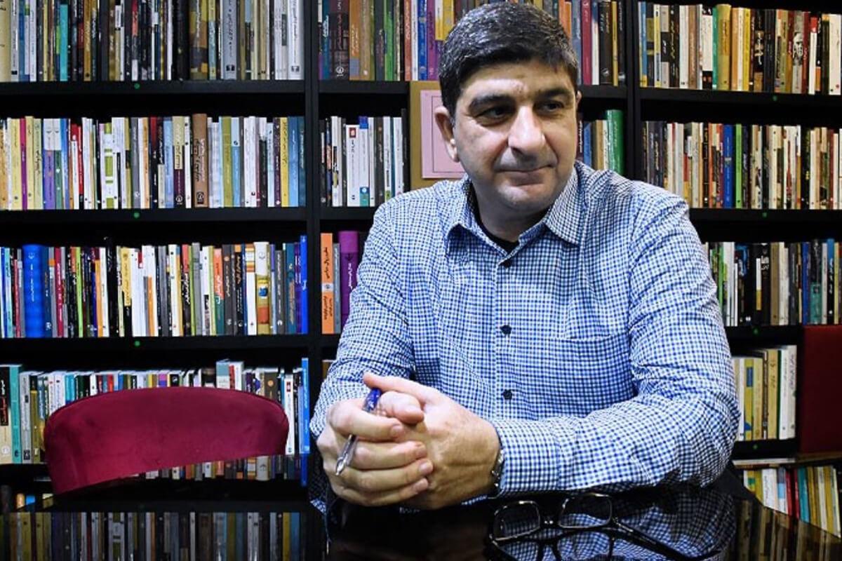 مصطفی مستور نویسنده ایرانی