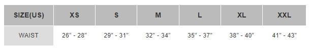 تعیین سایز شلوار پارچه ای و کتان