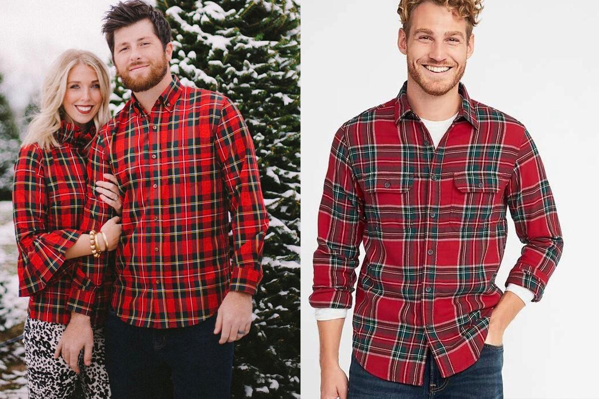 مدل پیراهن مردانه چهارخانه