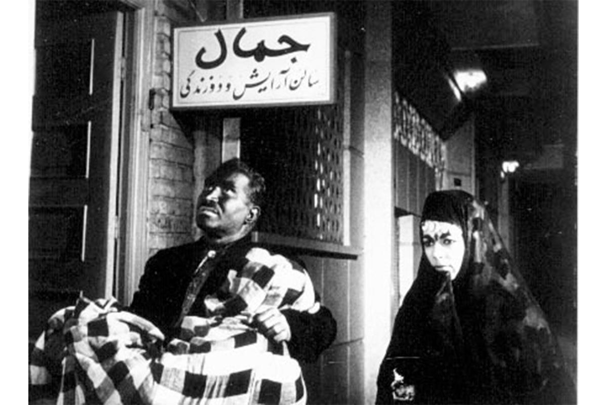 فیلم سینمایی شب قوزی