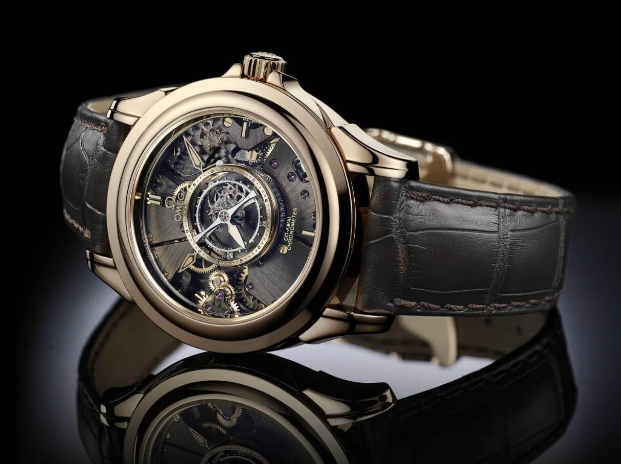 ساعت مچی برند امگا یکی از لوکس ترین ساعت مچی مردانه