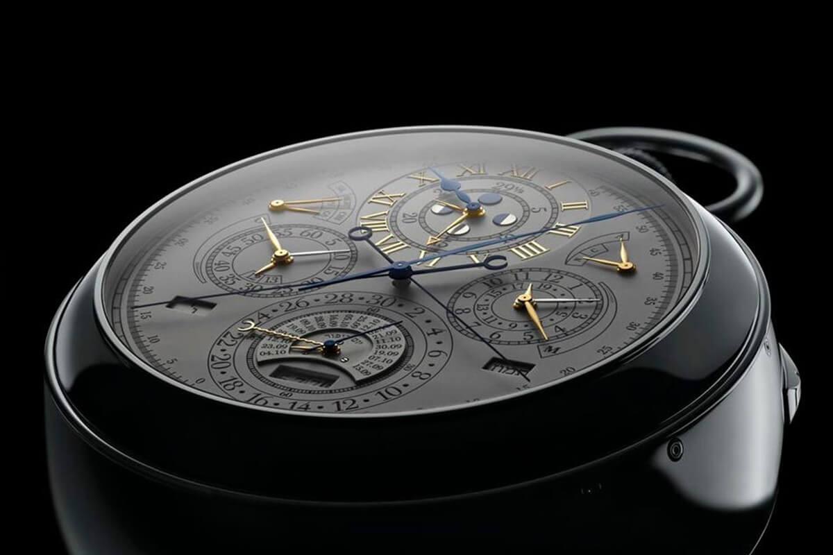 قدیمی ترین برند ساعت مردانه