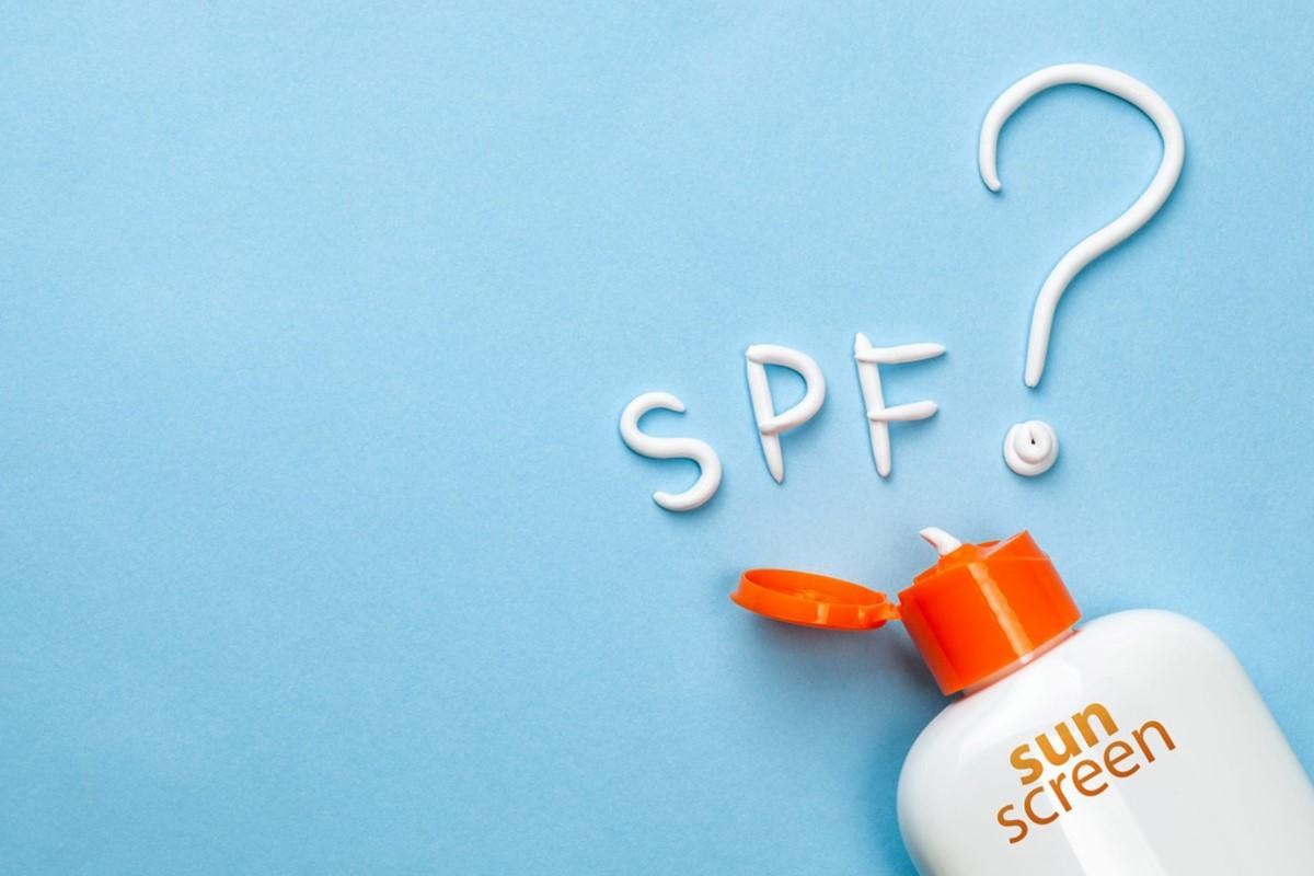spf ضد آفتاب مناسب رنگ پوست روشن