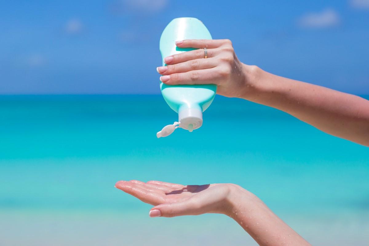 کرم ضد آفتاب بر اساس رنگ پوست