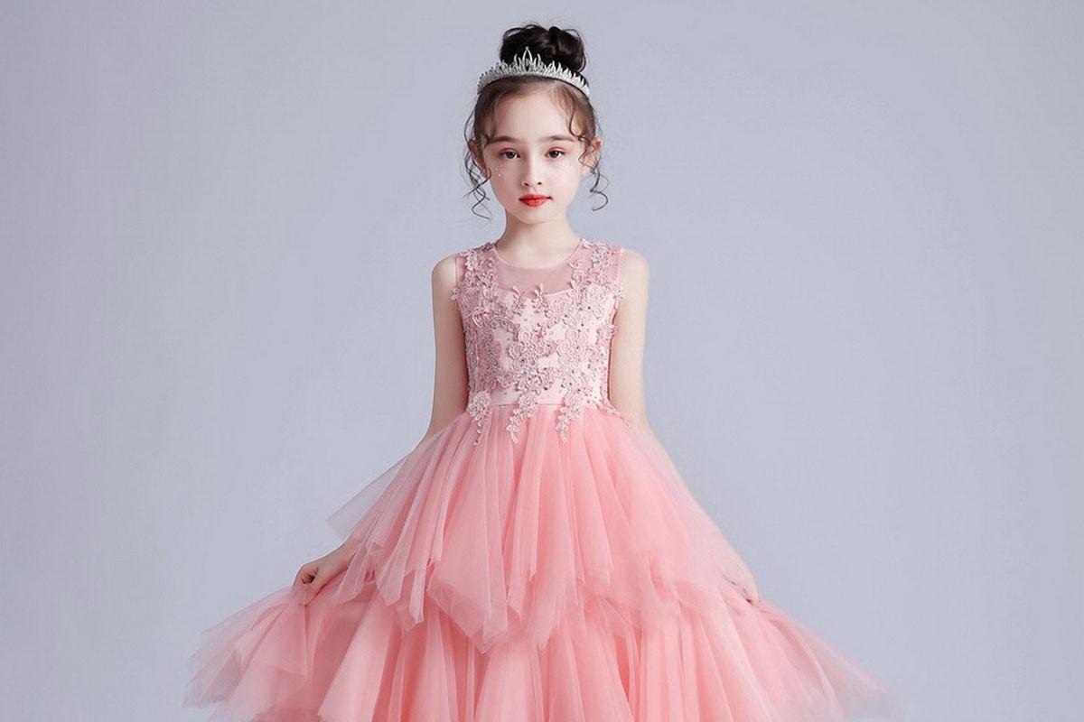 مدل لباس بچگانه دخترانه مجلسی