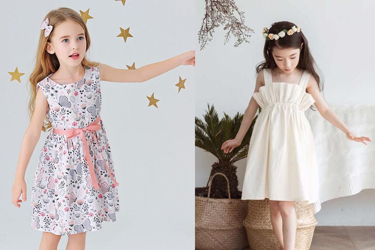 مدل لباس مجلسی دخترانه 10 تا 12 سال