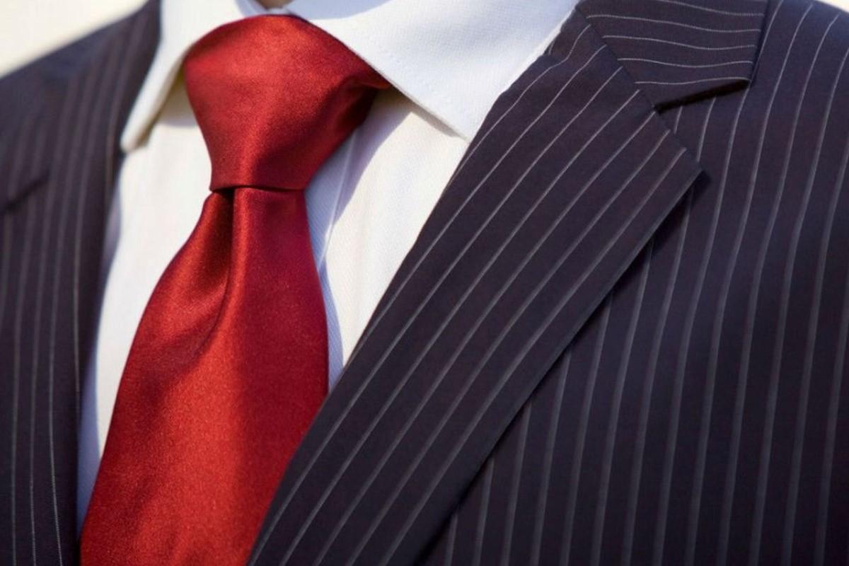 مدل بستم گره کراوات مردانه