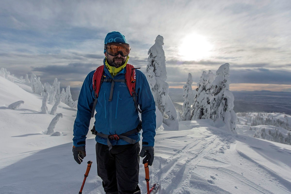 کاپشن کوهنوردی مردانه