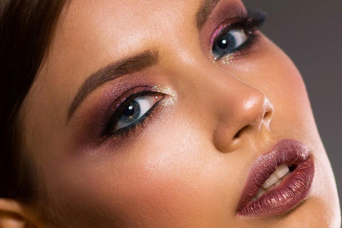مدل آرایش پاییزه دخترانه
