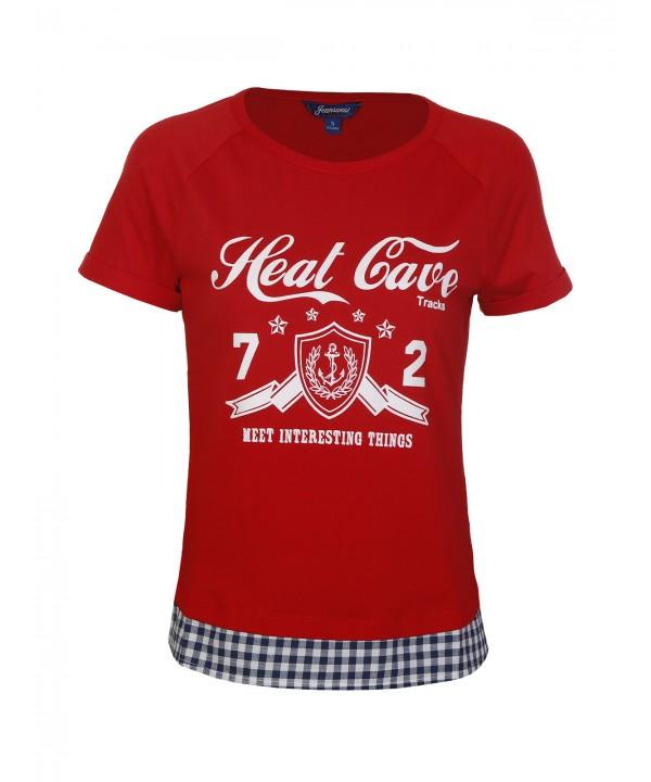 تی شرت جین وست
